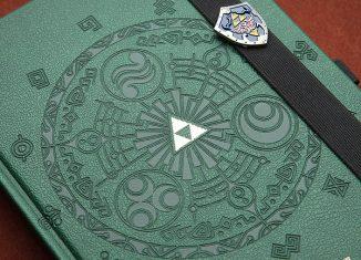 Journal Zelda