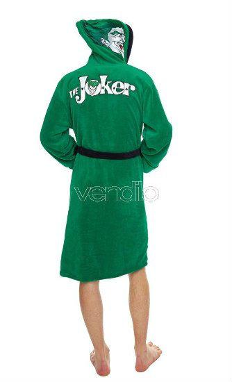 peignoir joker