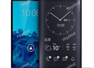 Un smartphone double écran à 130€