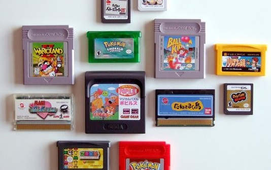 Nintendo NX cartouches