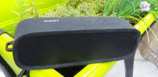 AUKEY: l'enceinte portable Sans fil Étanche