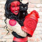 Cosplay de Hellboy