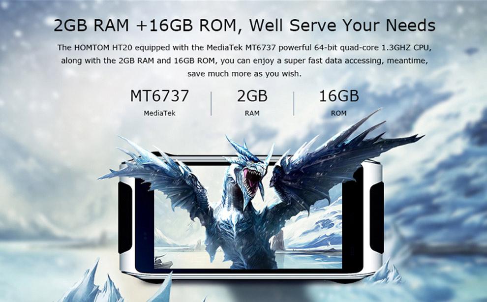 HT20 le smartphone pas cher et robuste