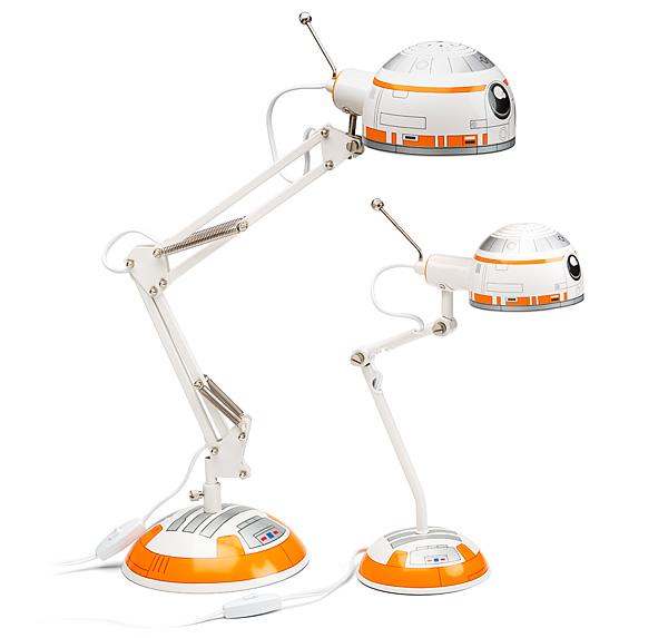 Lampe architecte BB-8