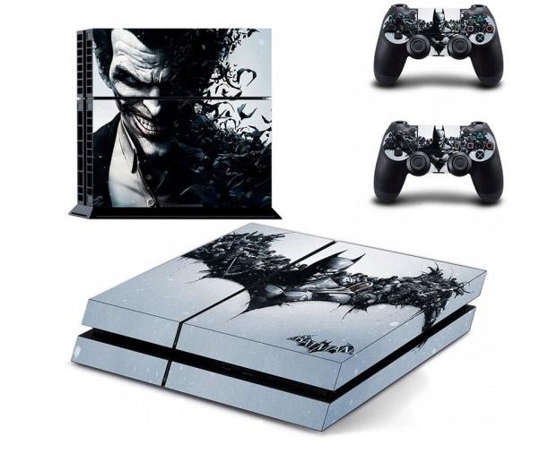 Acheter un sticker pour sa PS4
