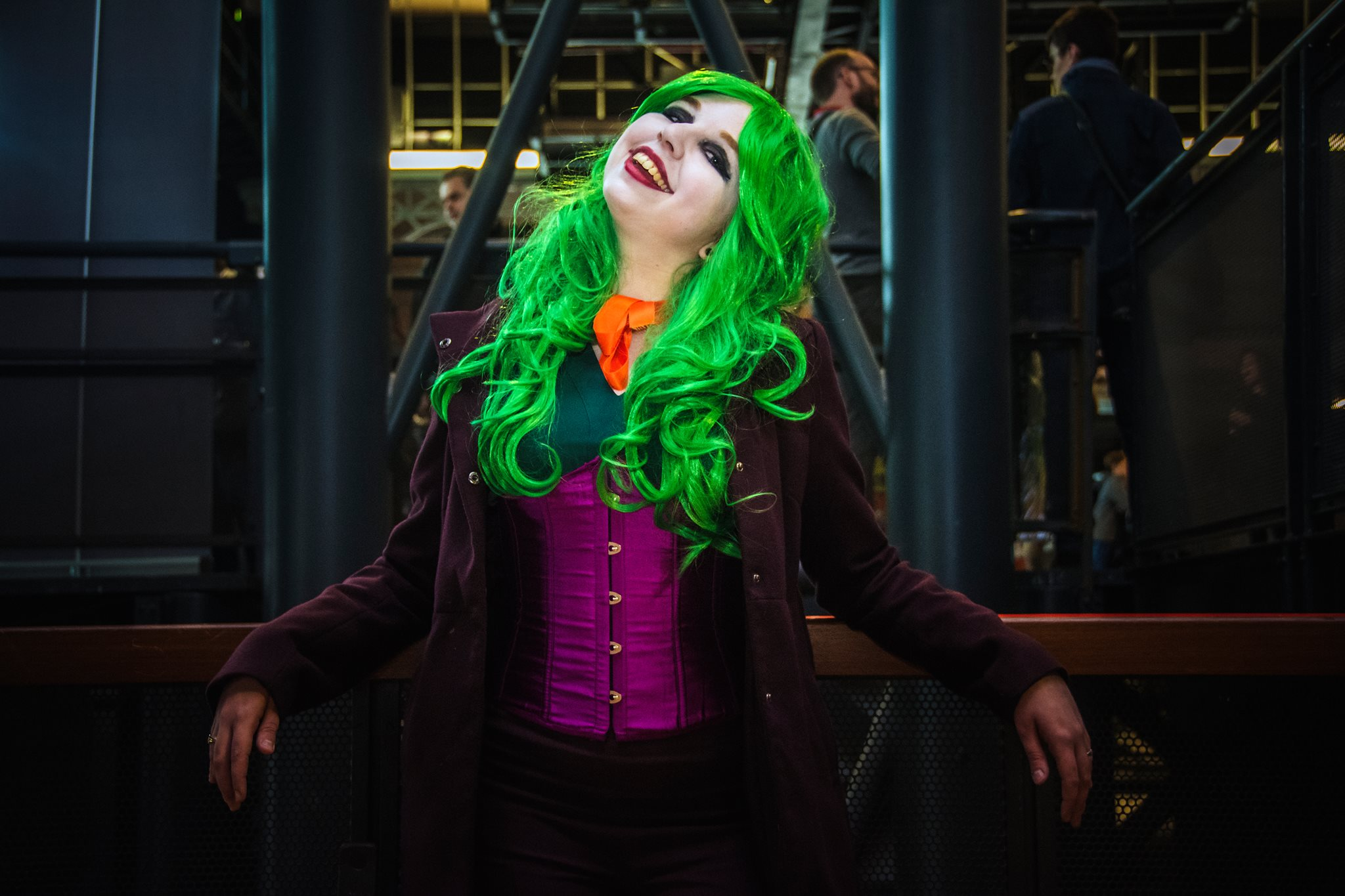 Les cosplays de la Comic Con Paris 2016 #cosplay