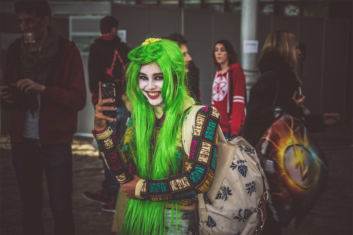 Cosplay Comic Con 2016