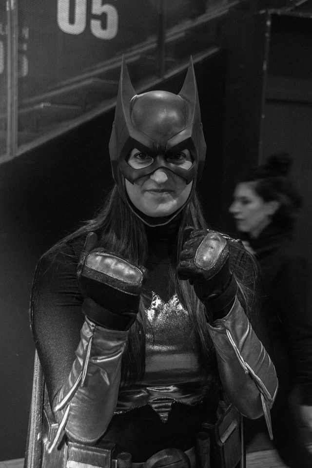 Batman Cosplay Comic Con 2016