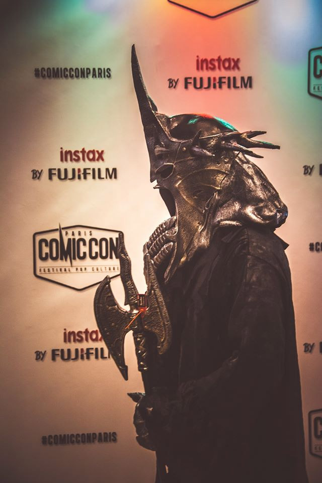 Sauron Cosplay Comic Con 2016