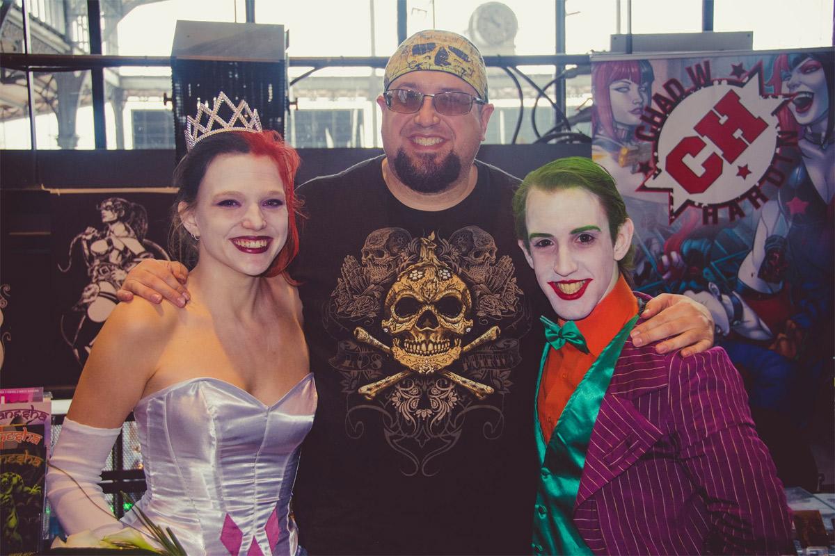 Harley Quinn Cosplay Comic Con 2016