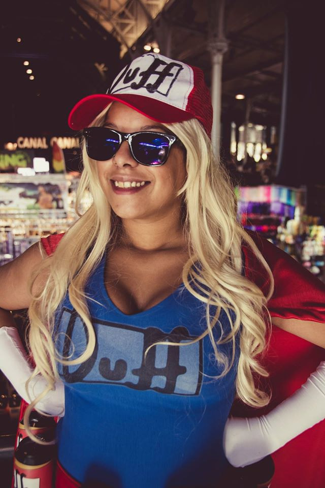 Duff Cosplay Comic Con 2016