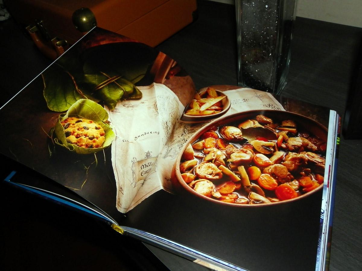 Livre la cuisine pour les geeks geek recette de geek - La cuisine du monstre tours ...