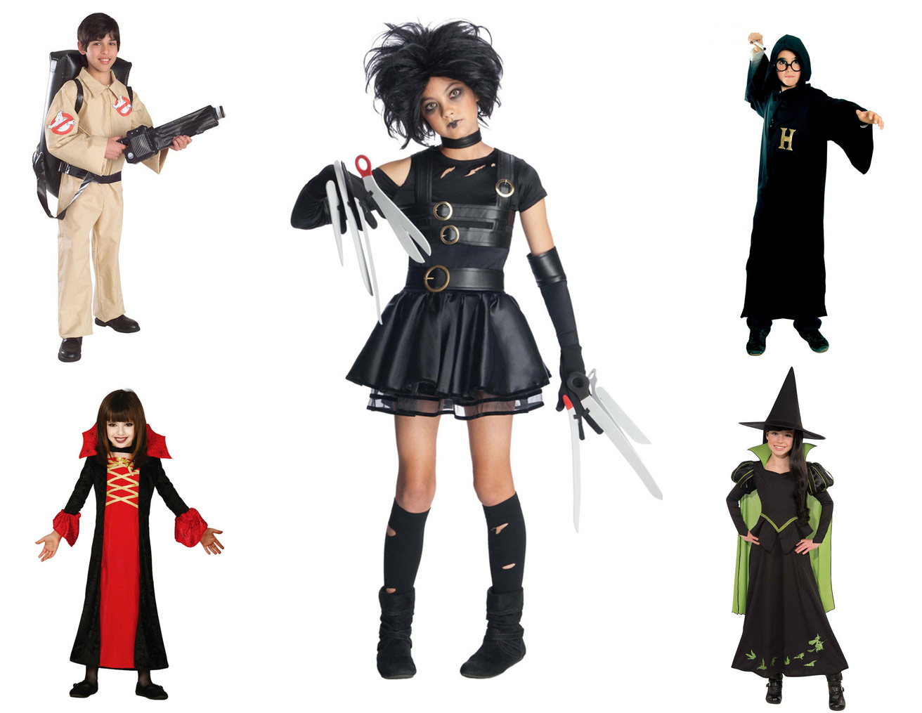 Mon enfant veut se déguiser pour Halloween
