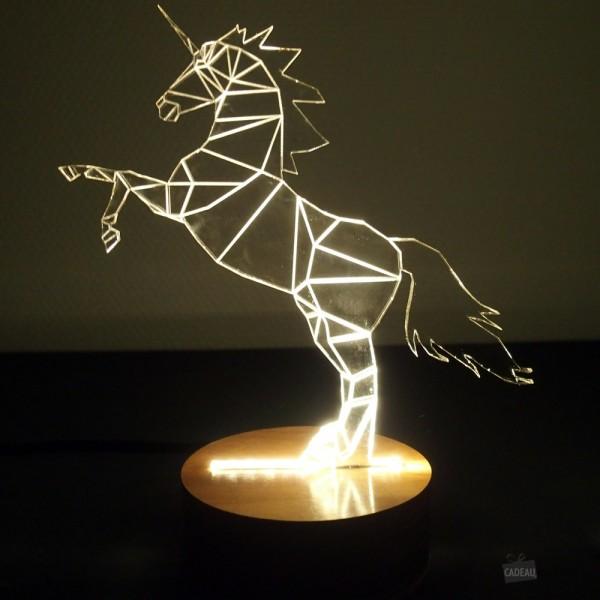Lampe Licorne originale