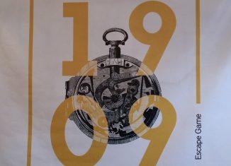 Escape à Saint Etienne: 1909 Escape Game mon avis