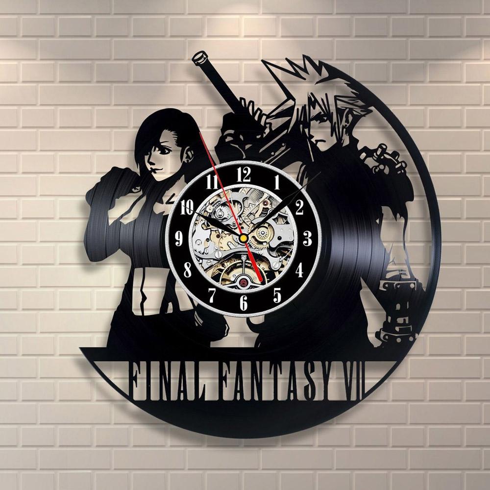 Horloge Final Fantasy