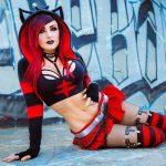 Les nouveaux cosplays de Jessica Nigri