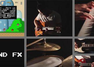 Les musiques de Super Mario World à la guitare