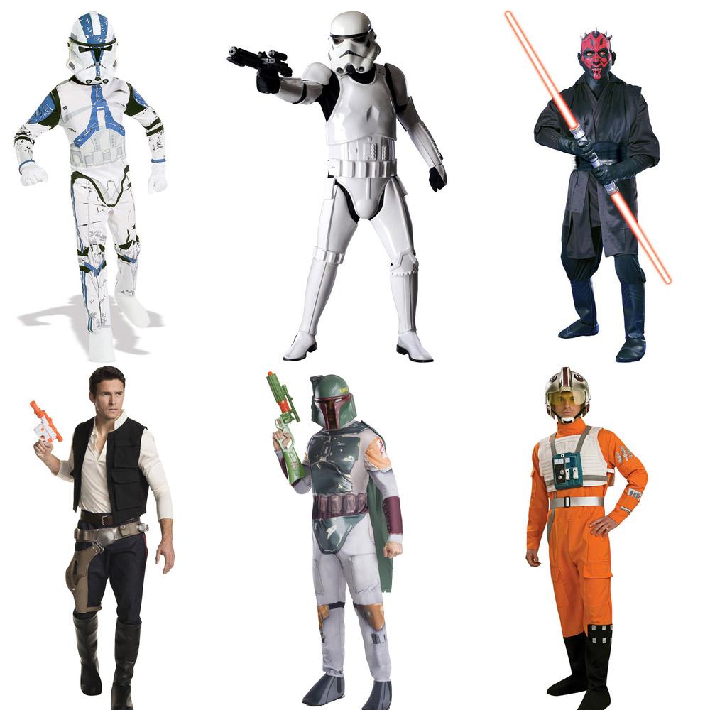 Déguisements Star Wars pour homme