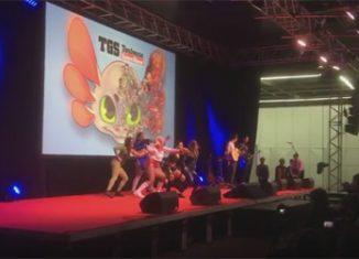 Toulouse Game Show 2016 - Danse avec Jinx, Deapool et Le Joker