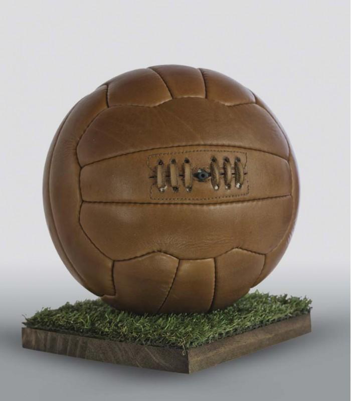 Ballon de football vintage