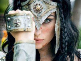 Cosplay de Wonder Woman #989