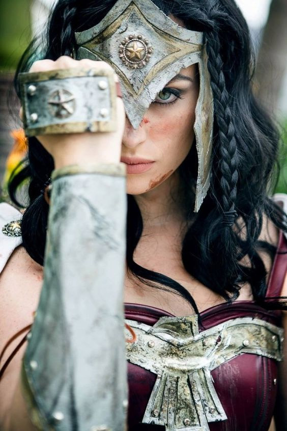 Cosplay de Wonder Woman