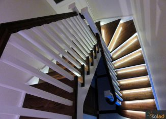 Kit d'illumination d'escaliers