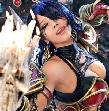 C'est quoi un cosplay sexy ?