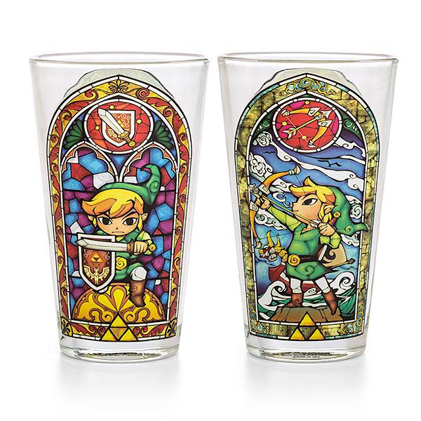 Verre à bière Zelda