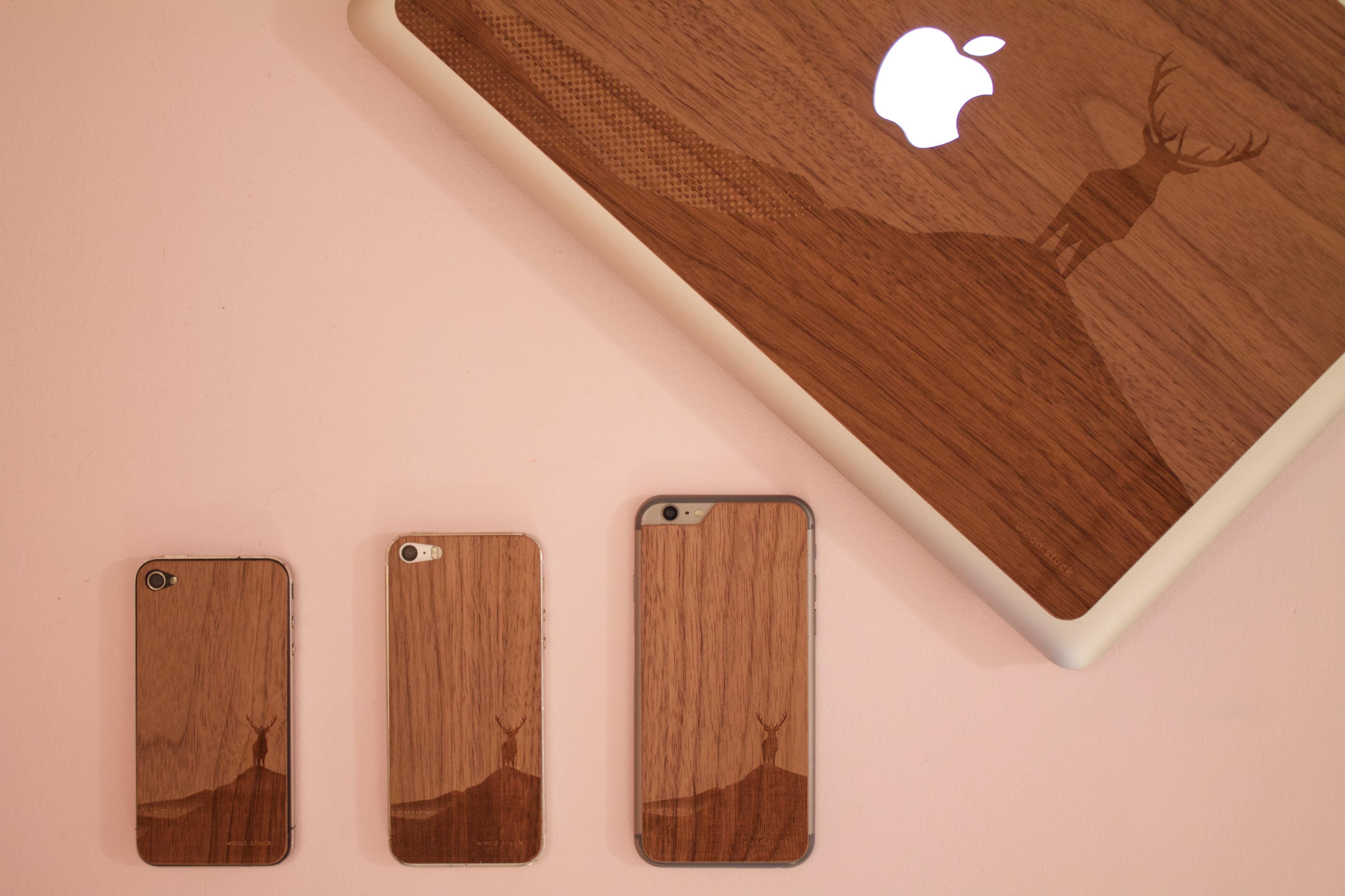 woodstuck coques en bois