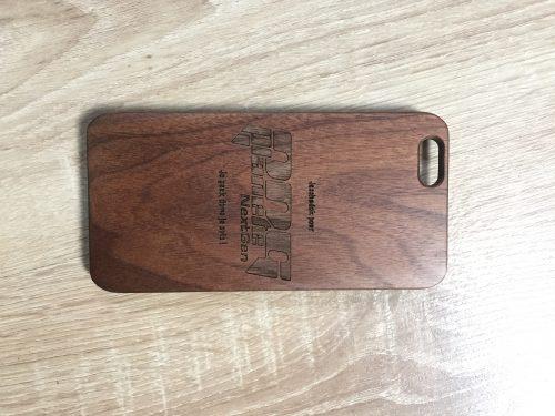 coque en bois personnalisable kokanboi