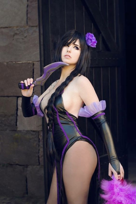 Les cosplays les plus sexy #cosplay #sexy