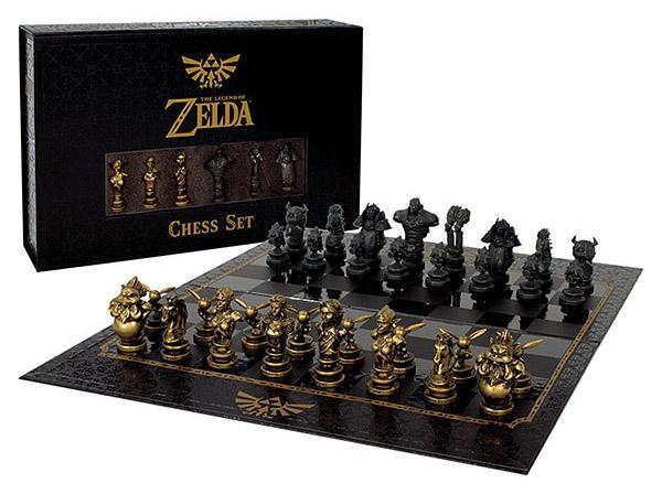 Jeu d'échec Zelda