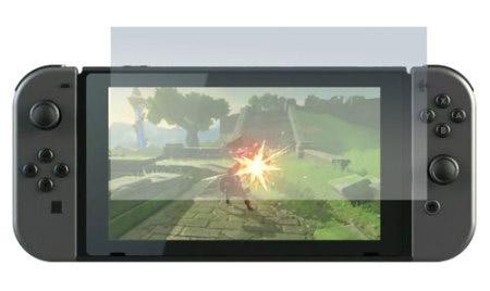 Protection d'écran Nintendo Switch Olixar en verre trempé