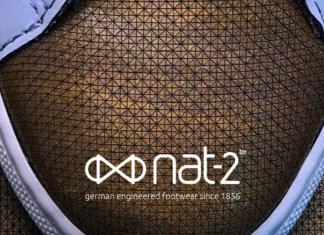 nat-2 la première basket 100% vegan