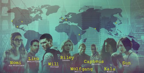 sense 8 meilleures séries Netflix