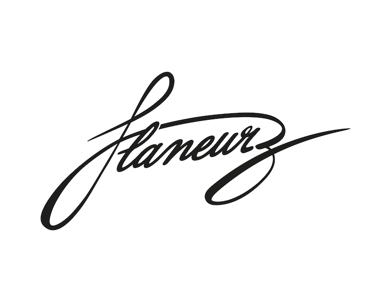 Flaneurz logo On wheelz