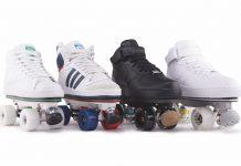 Flaneurz on wheelz sneaker