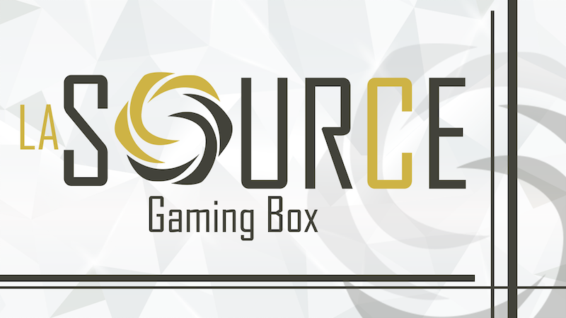 Lyon centre gaming box La Source