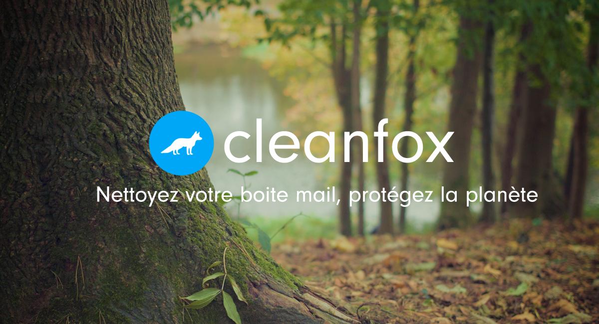 cleanfox nettoyeur de boite mail