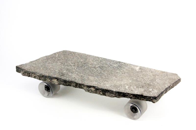 projet skateboard macadams Lucie Designer