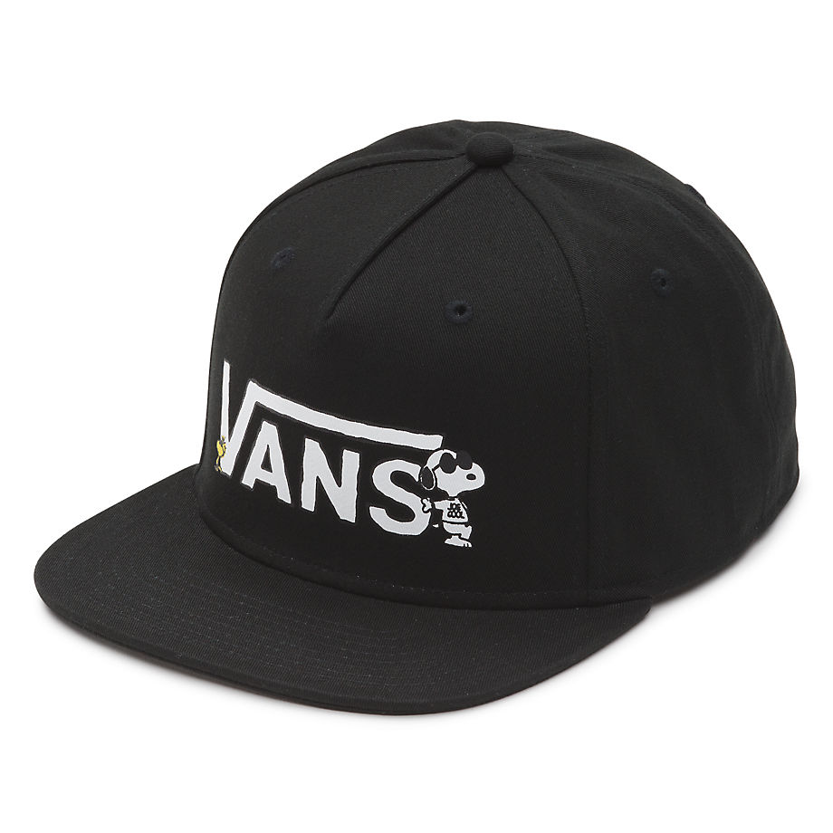 collection vans peanuts casquette