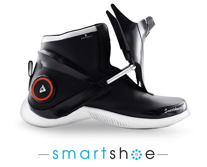 smatshoe la basket connectée de digitsole