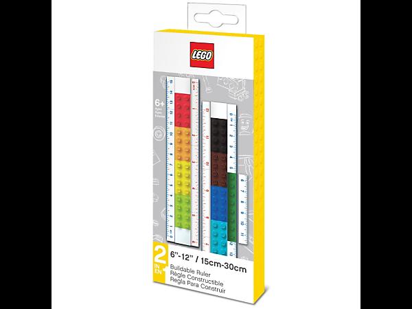 fourniture scolaire LEGO règle