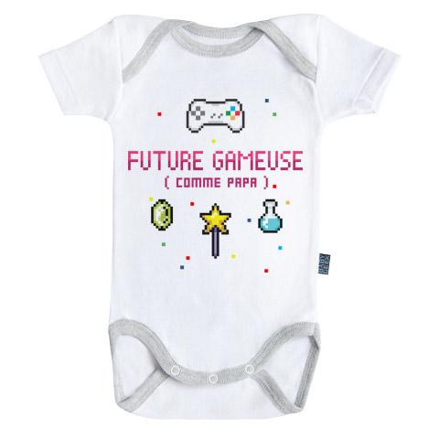 Futur gameur / gameuse