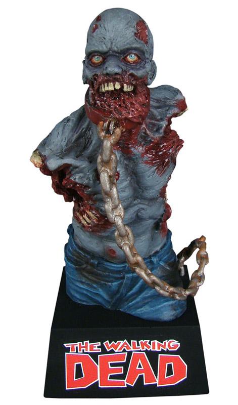 Un zombie vraiment flippant