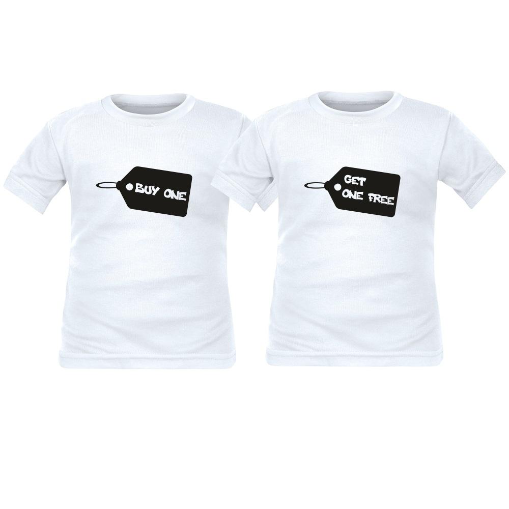 T-shirt original pour jumeau
