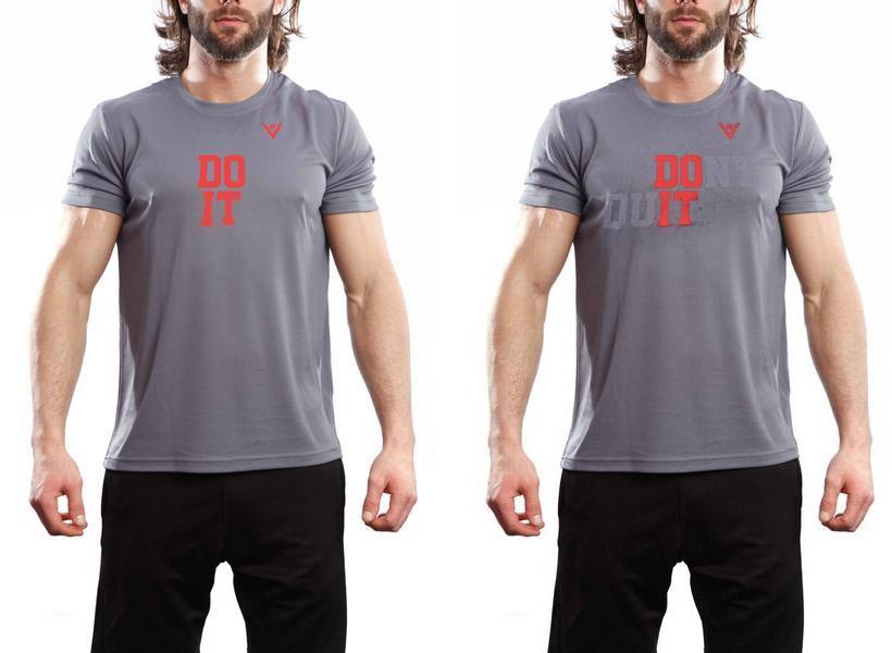T-Shirt pour avoir de la motivation à faire du sport