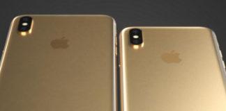 Des rumeurs sur un iPhone doré bientôt en vente